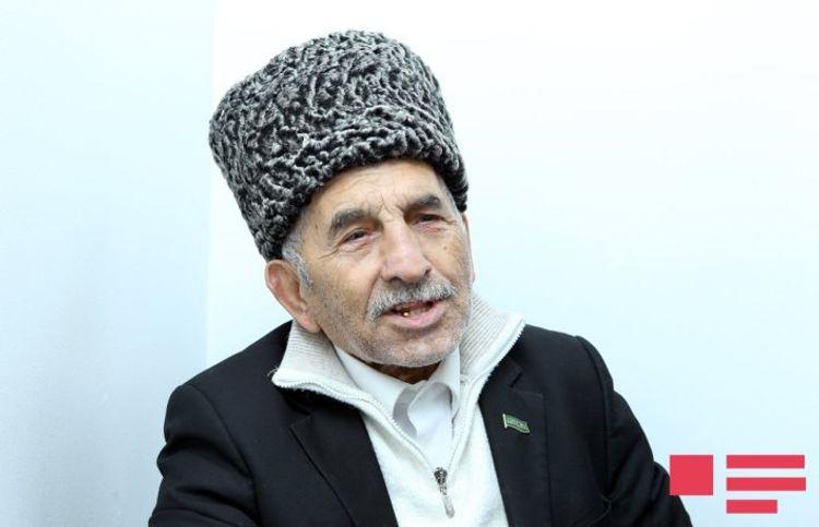 """Hacı Əbdül: """"Böyük övladım balacasından əlli yaş böyükdür"""" - Müsahibə"""
