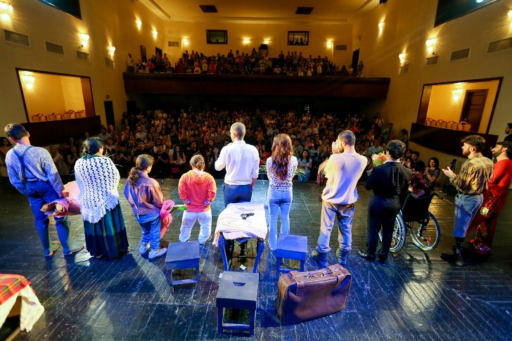 ƏSA Teatrı mövsümü anşlaqla başa vurdu