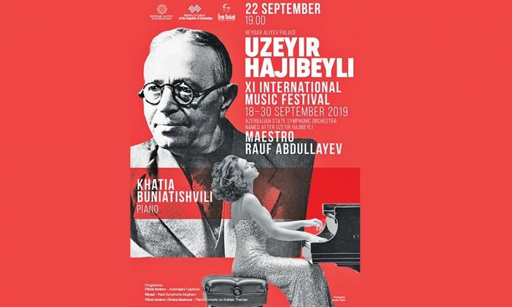 Üzeyir Hacıbəyli Beynəlxalq Musiqi Festivalı keçiriləcək