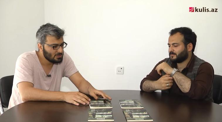 """Gənc şair: """"Folkner uğursuz şair idi"""" - Video"""
