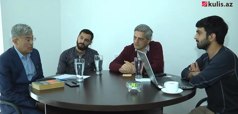 """""""Meyxanaçılarımız türk şairlərinə şeir yazmaq öyrədər"""""""