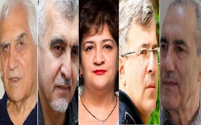 """""""Kazbek"""" tüstülədən xumar gözlülər..."""" – Yazıçılar meyxanadan danışdılar"""