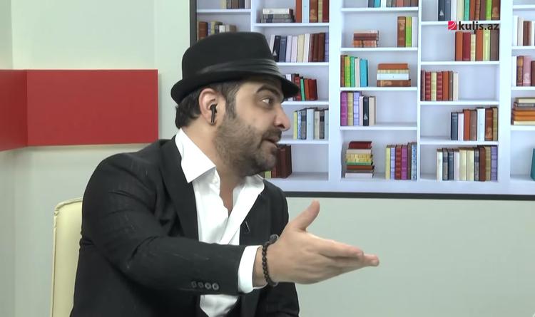 """Fərda Amin: """"Cem Yılmazdan yaxşı oynamışam"""" – Video"""