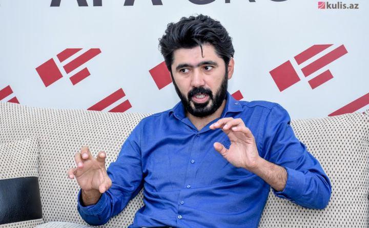 """Kəramət Böyükçöl: """"O qız bilməliydi ki, mən anormalam"""" – Müsahibə"""