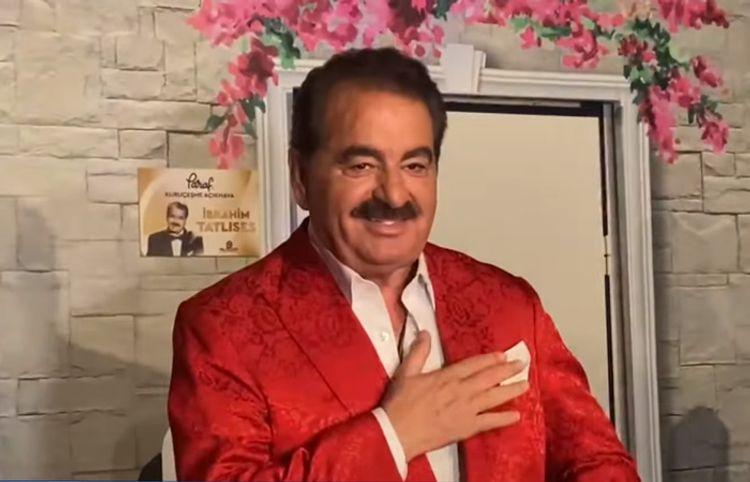 İbrahim Tatlısəs 12 il sonra konsert verdi - Video