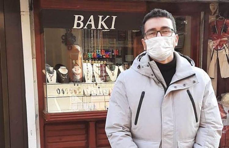 """Avropada şeir festivalında olan Ramil Əhməd: """"Xalqımıza qarşı çox böyük sevgi gördüm"""""""
