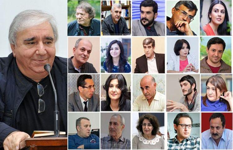 Ramiz Rövşən və digərləri: Yazıçılarımızın ən böyük dərdi