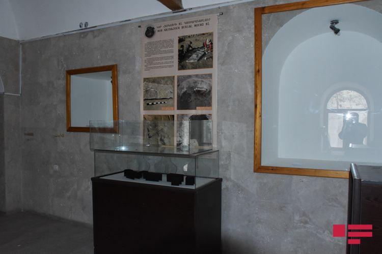 Pənahəli xanın erməni vandallığından nəsibini alan Şahbulaq qalası - Reportaj
