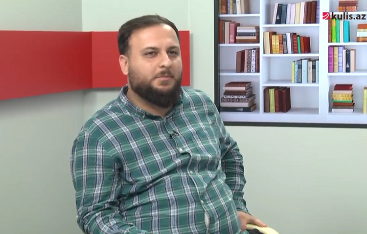 Söz oynadan şairlər - Elşən Mehdi ilə video-söhbət