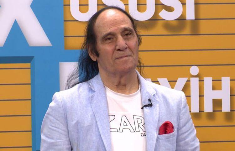 Niyaməddin Musayevin saçları