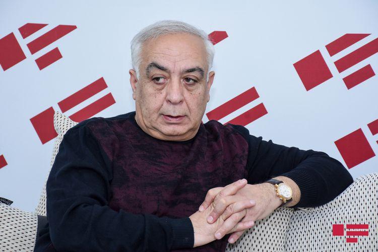 """Babəkin oğlunu oynayan aktyor: """"Yerdən siqaret kötüyü yığırdıq"""" - Müsahibə"""