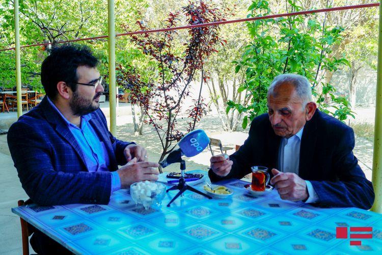 """Xalq artisti: """"Habil ölənə qədər kamançanın tembrini tapa bilmədi"""" - Müsahibə"""