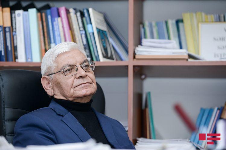 """Rafiq Əliyev: """"Mənim həyat mayakım  o olub"""" – Müsahibə"""