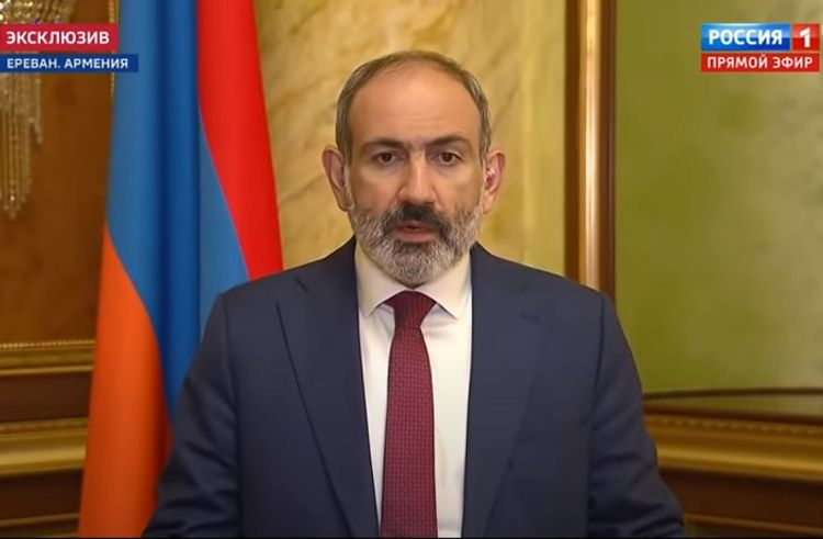 Paşinyanın canlı efirdə danışdığı araq lətifəsi - Bir rus, bir erməni...