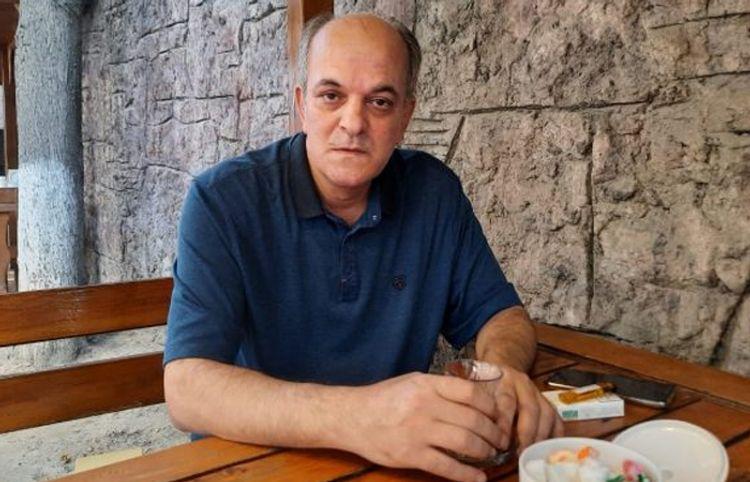 """Salam Sarvan: """"Əxlaq şablonlarını rədd eləmək lazımdı"""" - Müsahibə"""
