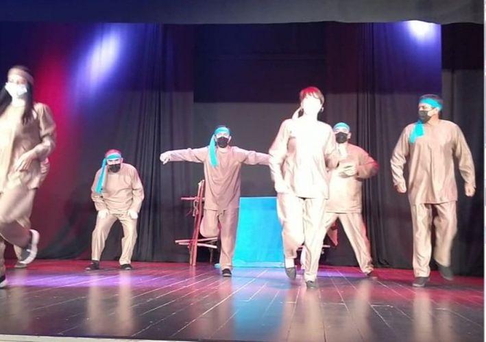 Şuşa Teatrı yeni mövsümün açılışını etdi - Foto