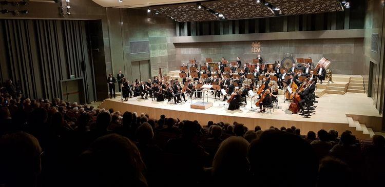Polşada Nizami Gəncəvinin xatirəsinə konsert təşkil olunub