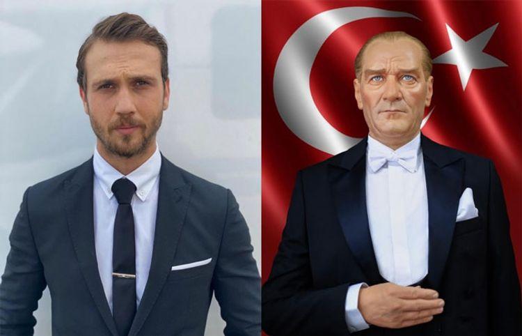 Atatürkü bu aktyor oynayacaq