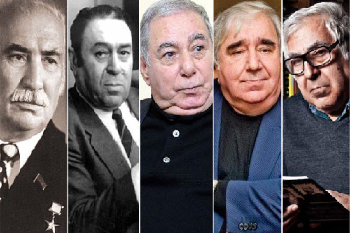 Bir-birinə əl qaldıran, düşmən olan, həbsə düşən Azərbaycan yazıçıları - Siyahı