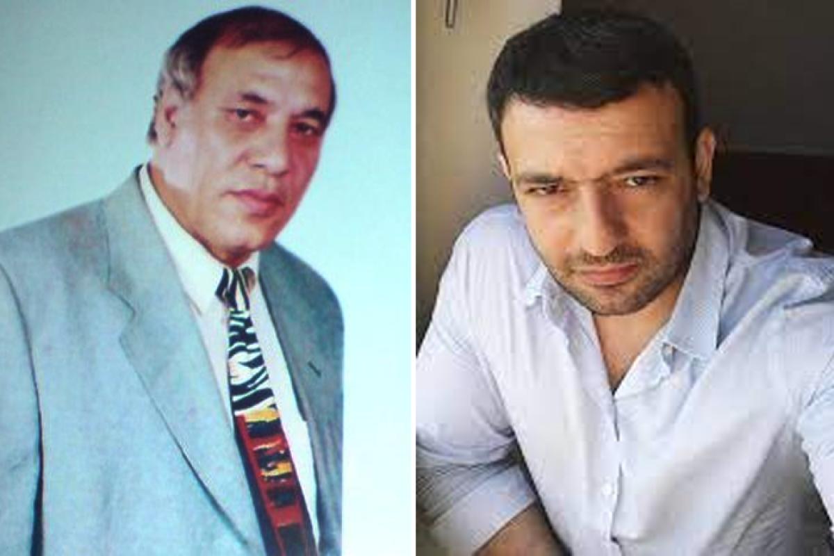 Oğlundan Nüsrət Kəsəmənli haqda ürəkparçalayan sözlər - Foto