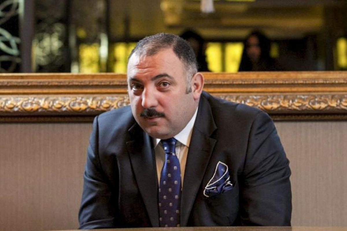 """Bəhram Bağırzadə """"Tərəqqi"""" medalı ilə təltif edilib"""
