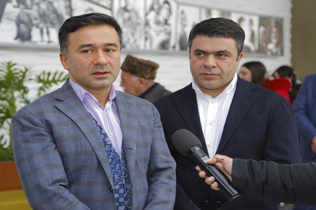 """Tahir İmanov və Cabir İmanov """"Tərəqqi"""" medalı ilə təltif olunub"""