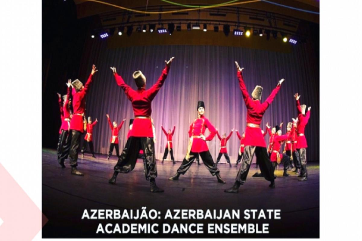 Azərbaycan Dövlət Rəqs Ansamblı beynəlxalq  festivalda  qalib oldu