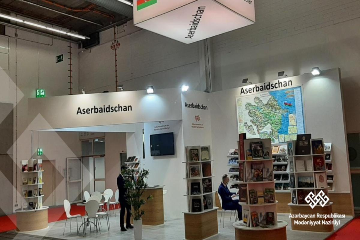Azərbaycan Frankfurt Kitab Sərgisində