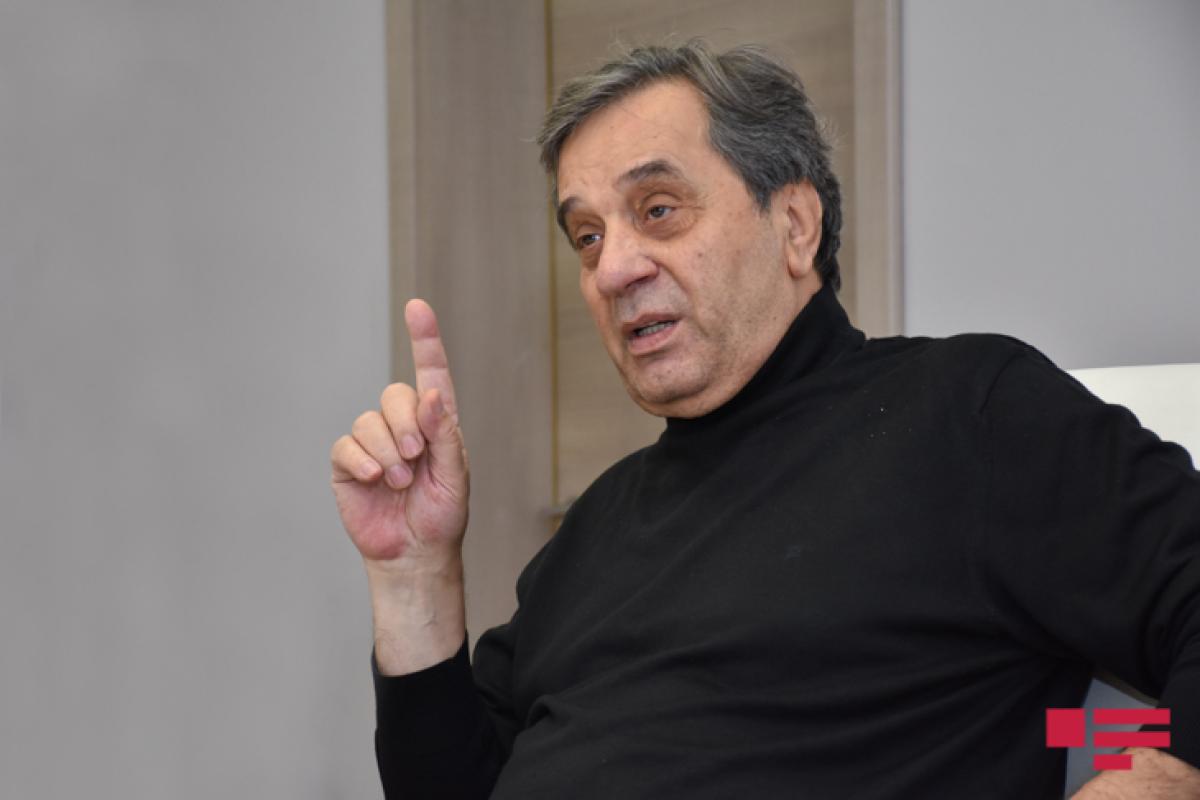 """Siyavuş Kərimi:  """"Ona görə ikinci dəfə evləndim"""" – Müsahibə"""