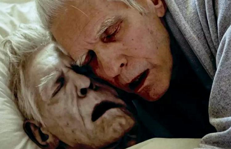 Rejissor öz ölümündən film çəkdi