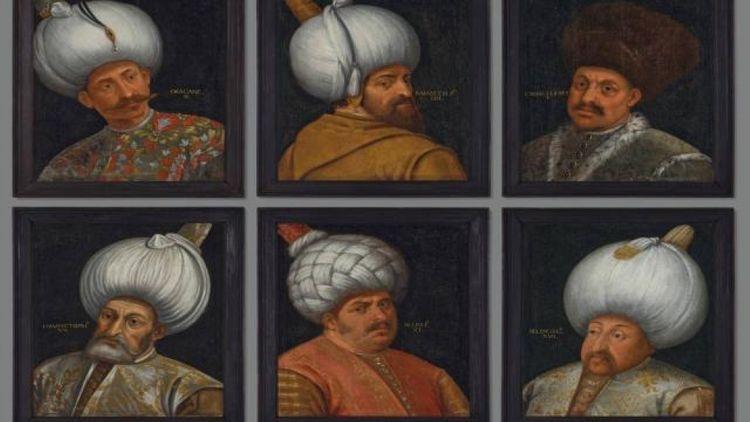 Osmanlı sultanlarının portretləri satışa çıxarılacaq